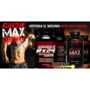 Nitric Max Muscle + RX24